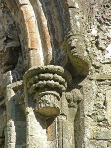 Cashel carving
