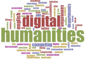 digi hum word cloud